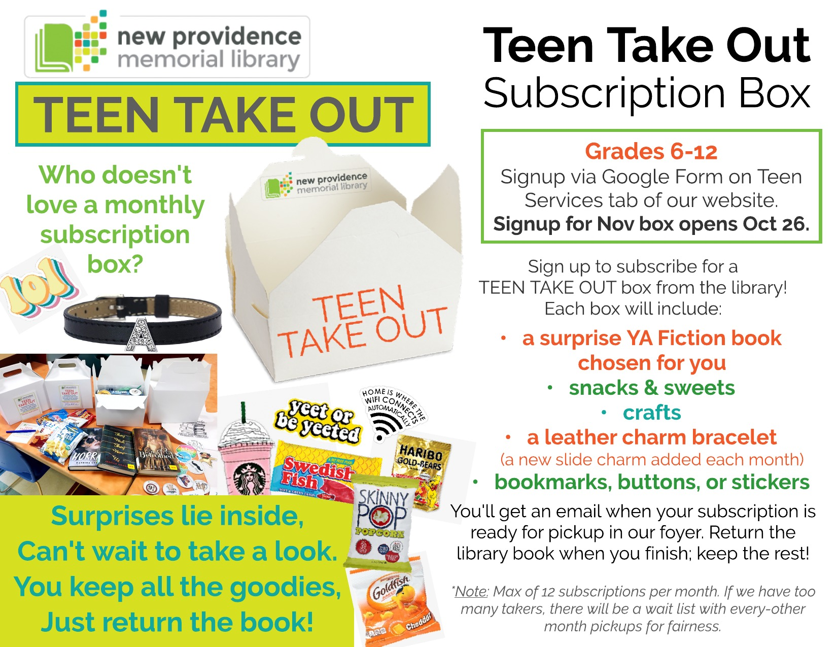 Teen Take Out 1